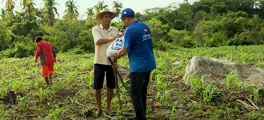 UniSocial dona más de 4 toneladas de comida en Santa Catarina, Brasil