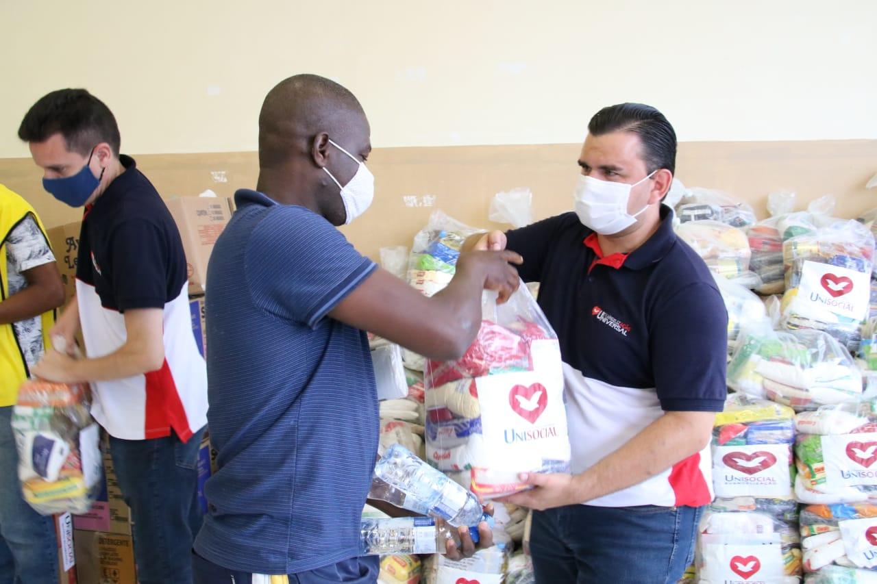 UniSocial dona más de 4 toneladas de comida en Santa Catarina, Brasil2 min read