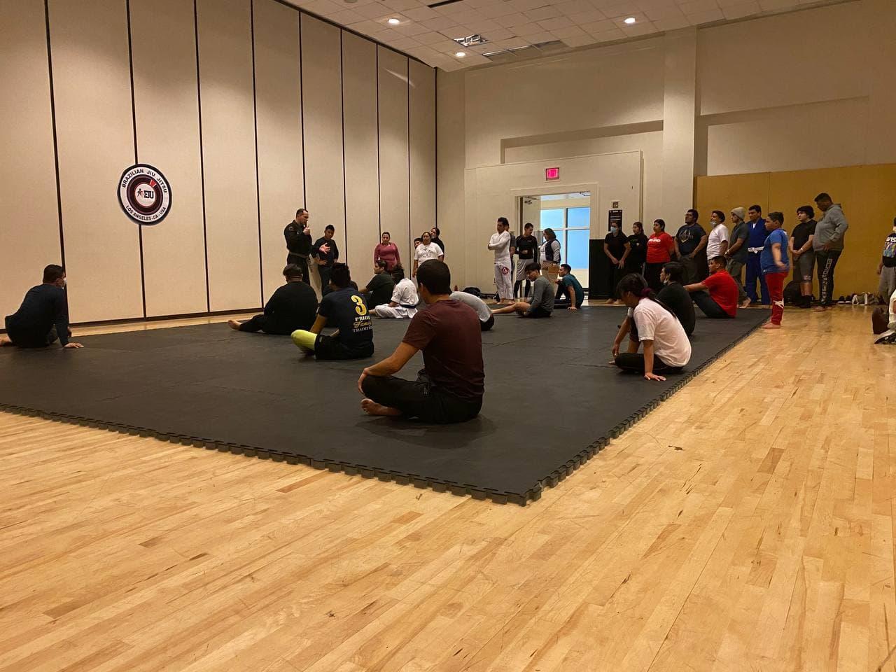 Concientización sobre el bienestar físico a través de las artes marciales1 min read