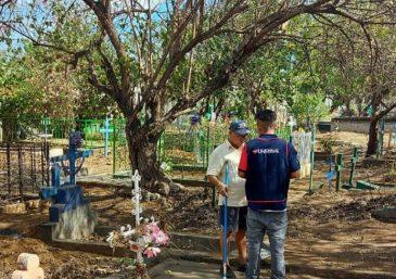 Los voluntarios llevaron la Palabra a los residentes de una comunidad en la India