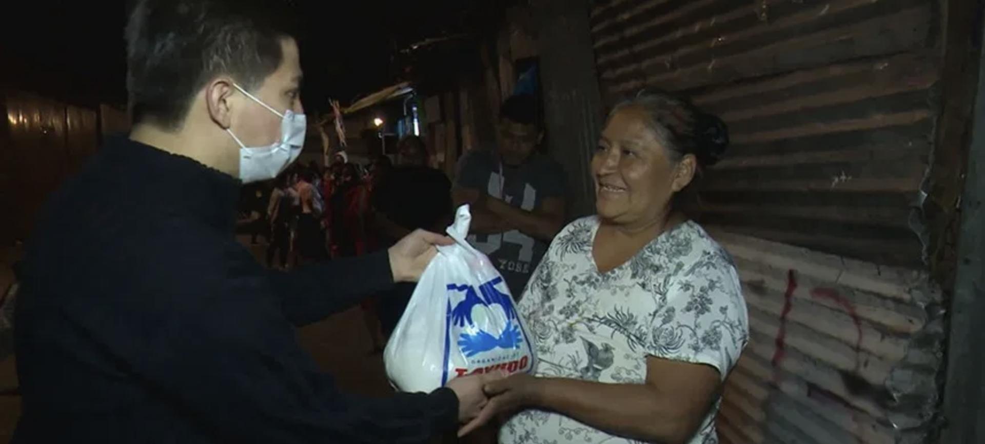 UniSocial atiende a las familias afectadas por las inundaciones en el sur de Brasil