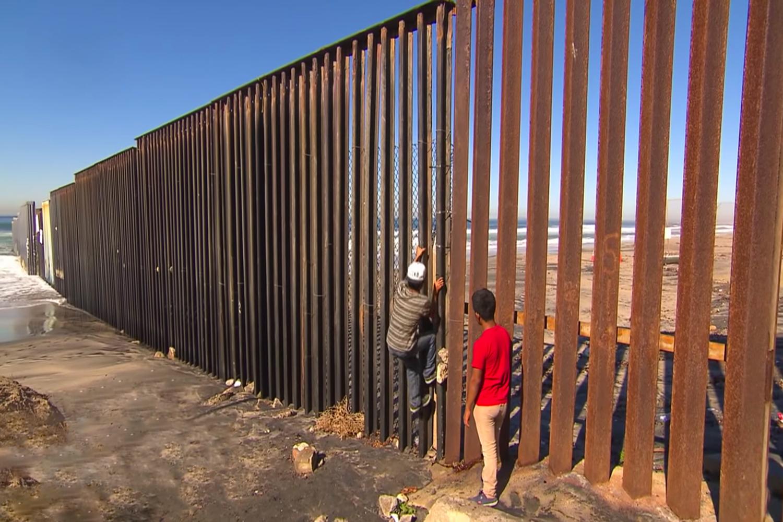inmigración ilegal - niños