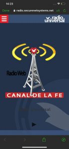 Sintonice los programas de la Universal a través de la radio virtual