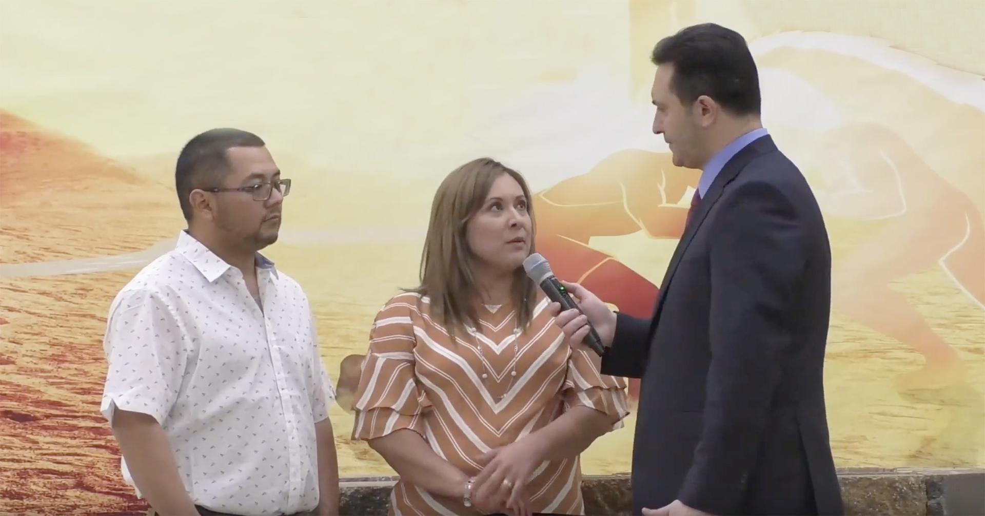 Testimonio de Norma y Francisco - IURD Arizona