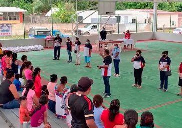 El proyecto Consolador proveyendo una palabra de fe a los que han perdido a un ser querido en El Salvador