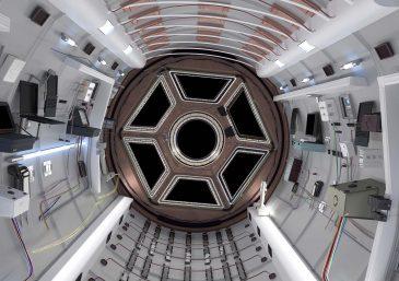 Bezos llega al espacio a bordo del Blue Origin