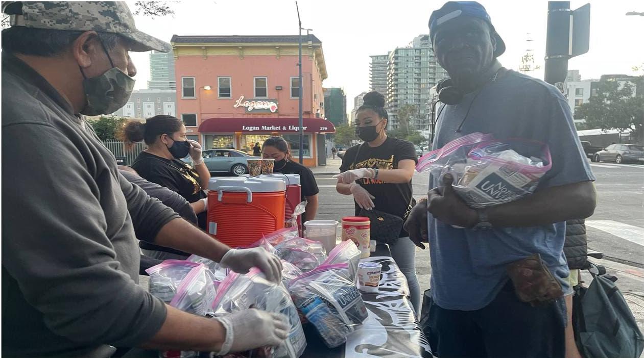 Llevando el alimento físico y espiritual a los más necesitados en San Diego, California2 min read