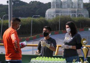 Los proyectos HELP y Deportes se unen en acción en contra de la depresión en Brasil