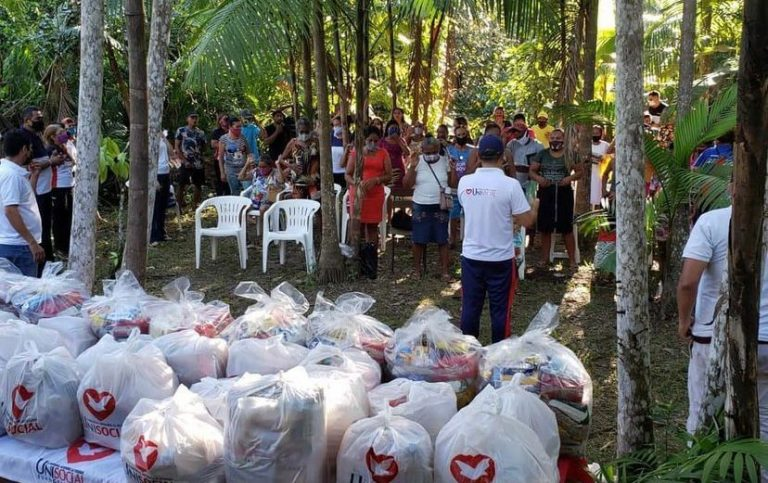 El proyecto UniSocial realiza una labor en Pará, Brasil2 min read
