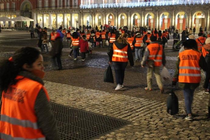 A Mão que Ajuda proporciona noite especial a moradores de rua na Espanha1 min read
