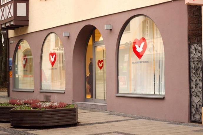 Centro de Ajuda é inaugurado em Stuttgart, na Alemanha2 min read