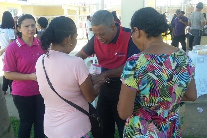 Café da manhã para os visitantes em Vila Velha2 min read