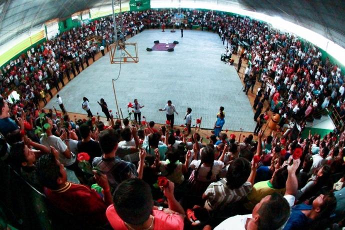 Sexta-Feira Santa com a Rosa de Sangue aconteceu na Bolívia2 min read