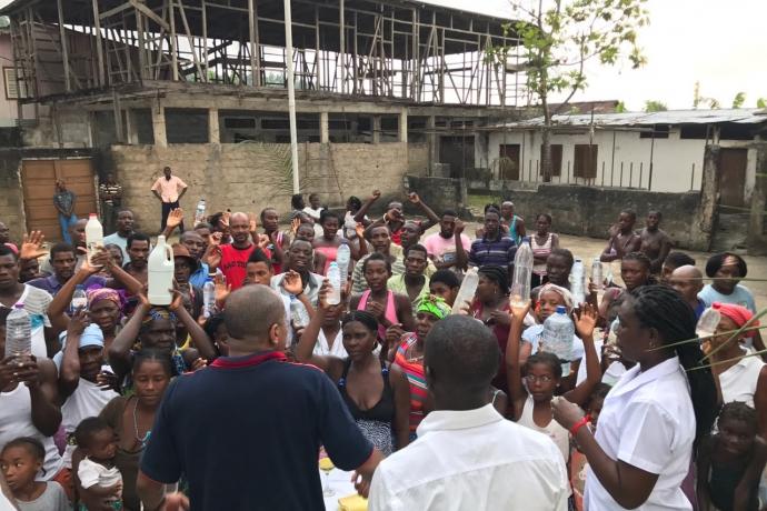 Núcleos de oração ganham força em São Tomé e Príncipe2 min read