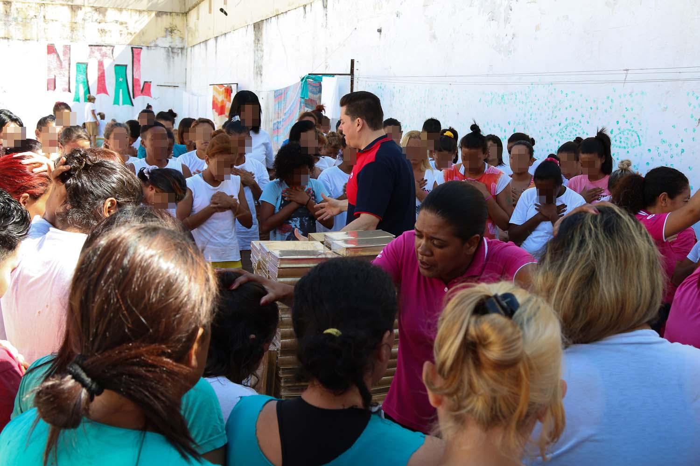 UNP: há mais de 3 décadas levando o Evangelho aos encarcerados6 min read