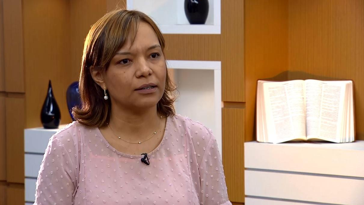 Vítima de abuso na infância, Rosana se tornou uma mulher atormentada