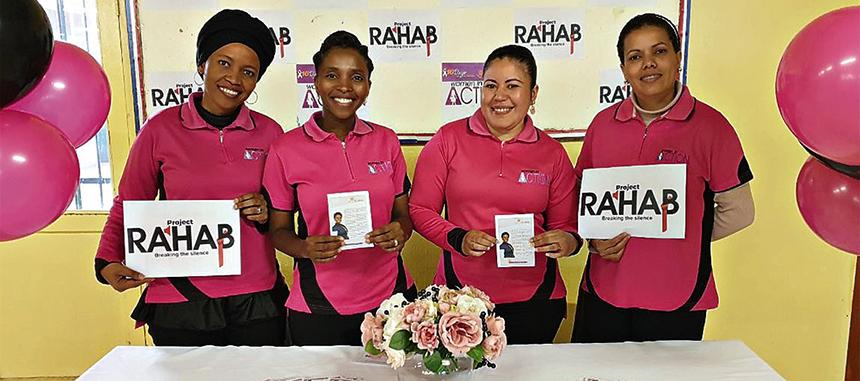 Combate à violência contra a mulher na África do Sul