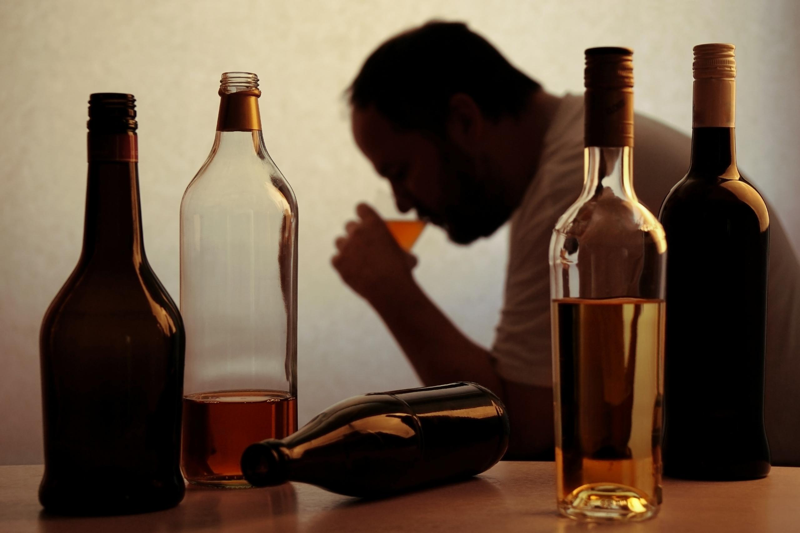 Vício no alcool