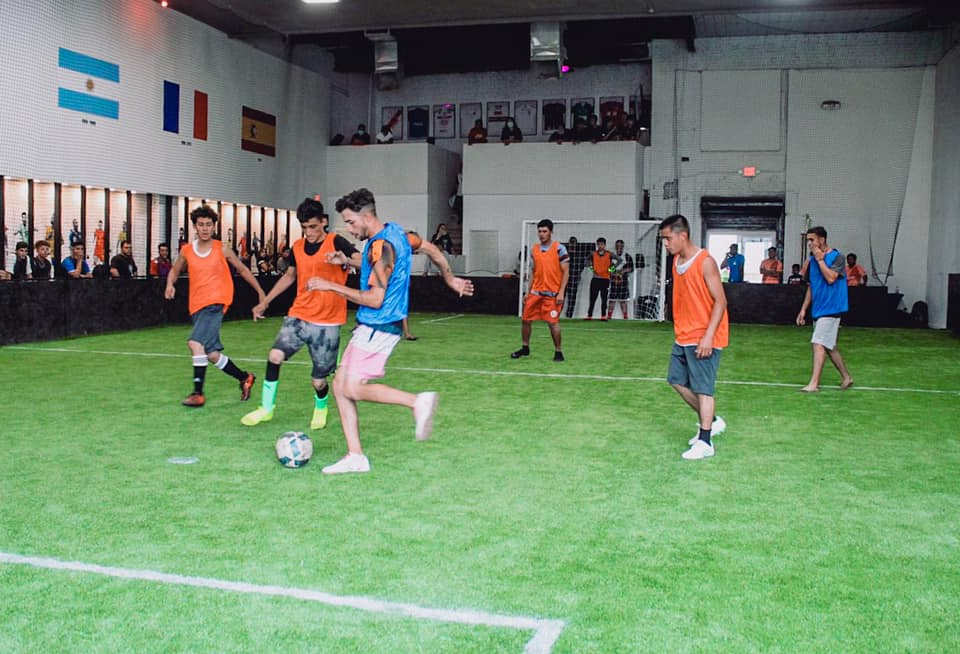 YPG Soccer Newark
