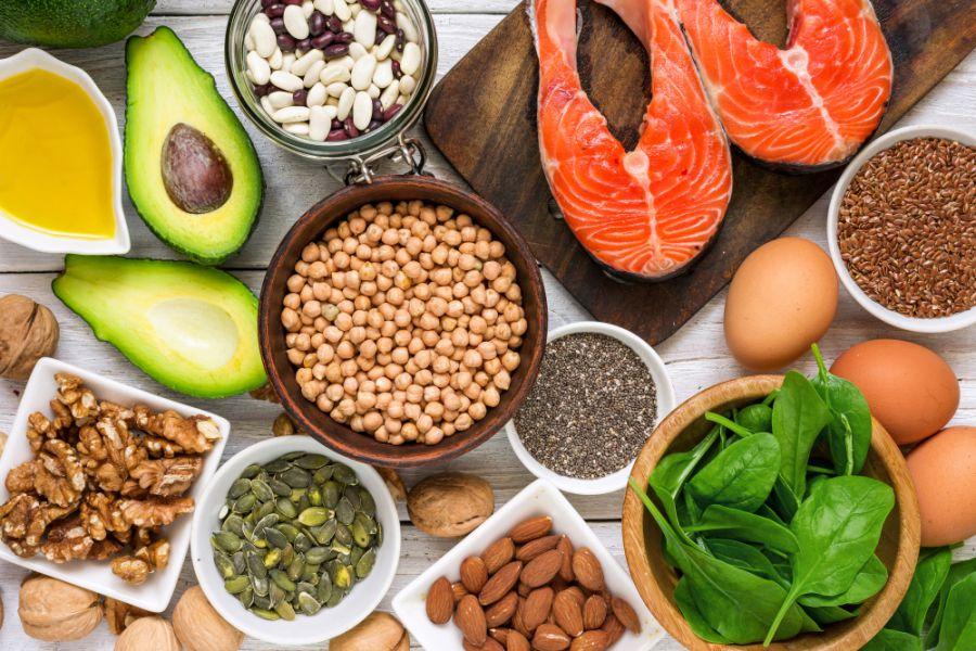 10 Alimentos ricos em ferro