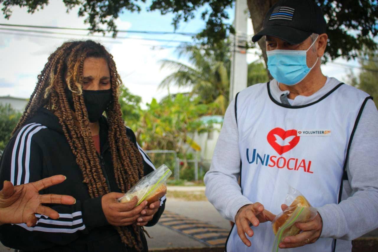 Unisocial alcança os sofridos em Miami