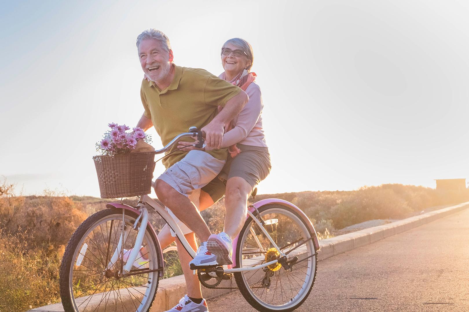 Como será a sua vida depois dos 60 anos?