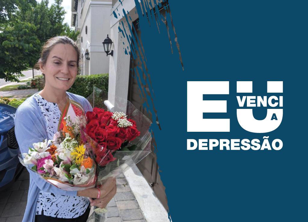 """""""Após a minha separação desenvolvi uma profunda depressão"""""""