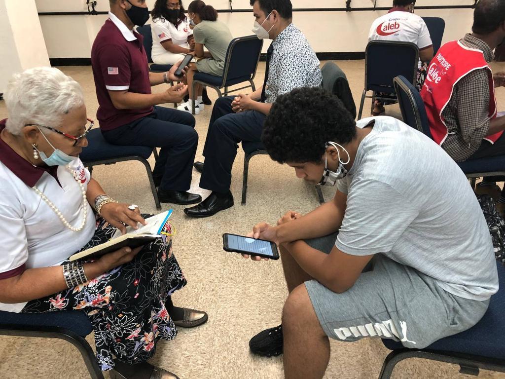 Conectando gerações