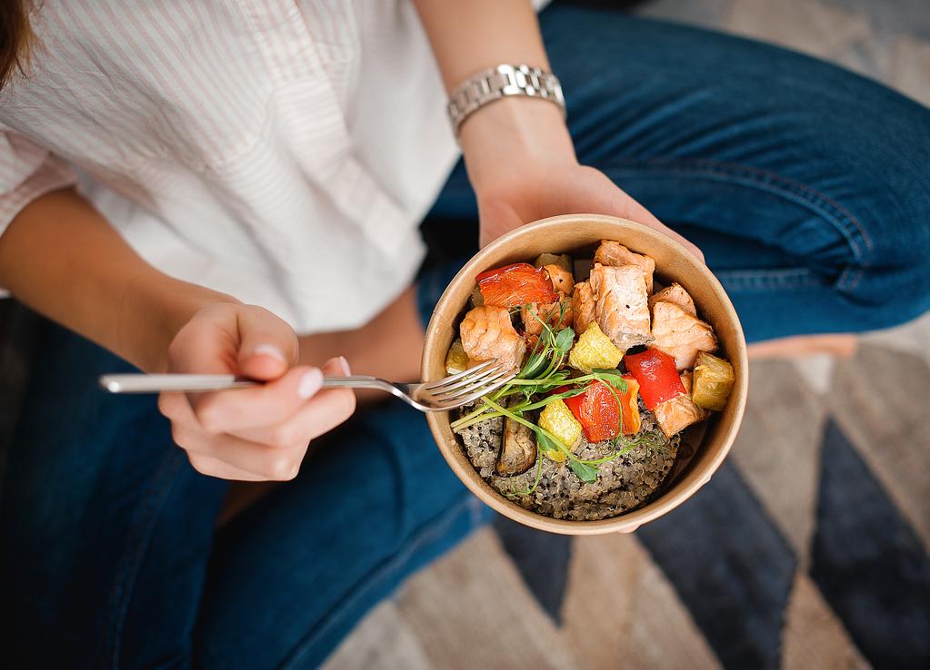 Alimentação ideal diária