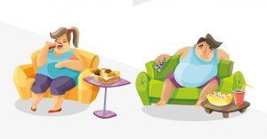 A pandemia do sedentarismo