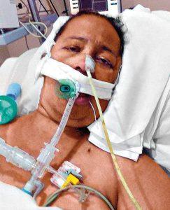 """""""Se eu voltasse do coma, eu ficaria sem ouvir, sem ver e sem andar."""""""